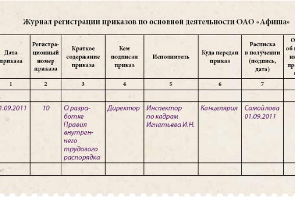 перерегистрация учетного дела